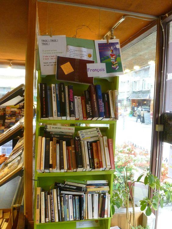 Boite à livres La Roche