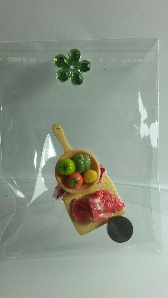 Miniaturas para compor cenários ou imas de geladeira opcional vai junto o imã. Lembrancinhas Chá de cozinha facebook nino taipa miniaturas regionais