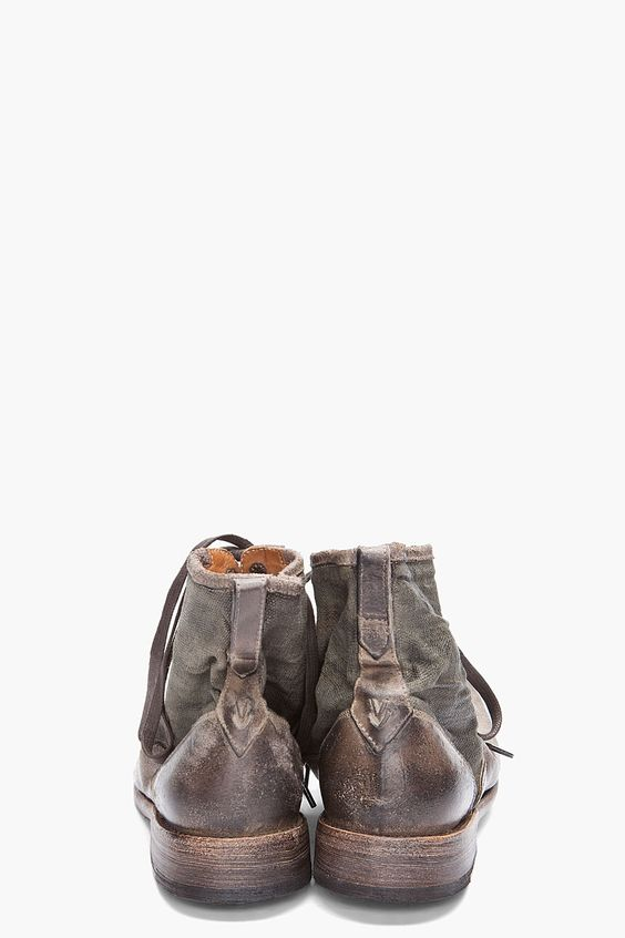 JOHN VARVATOS Bowery Spectator Boots