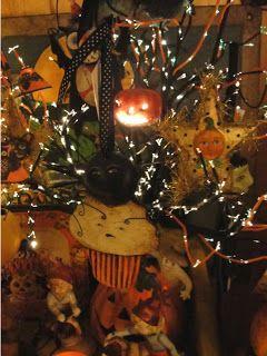 HopHopJingleBoo: Halloween Home Decor