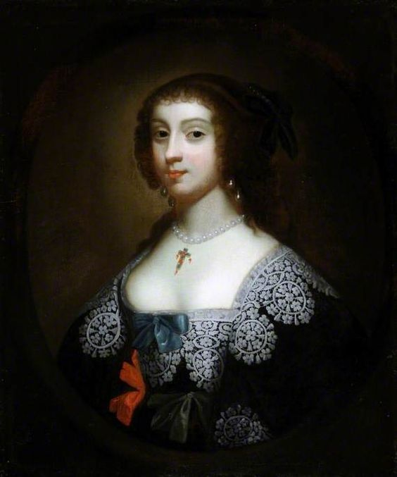 Possibly Lady Mary Brudenell (c.1610–1685), Daughter of the Earl of Cardigan and Wife of John Constable, 2nd Viscount Dunbar by Cornelis Janssens van Ceulen (style of)      Date painted: c.1638: