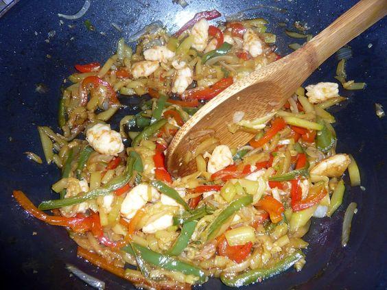 50 Crisis: Cocina conmigo: Verduras al Wok