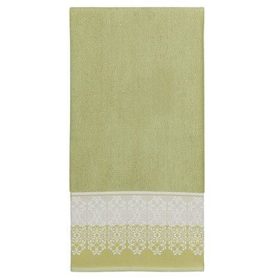 Creative Bath Gypsy Jacquard 3 Piece Towel Set