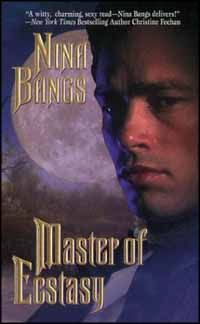 Master of Ecstacy by Nina Bangs Awesome series