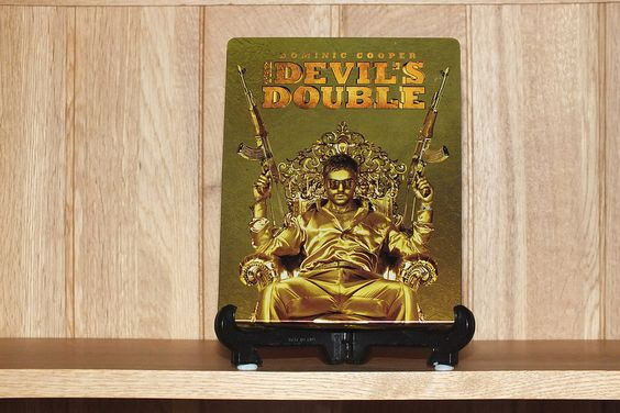 British The Devils Double blu-ray steelbook