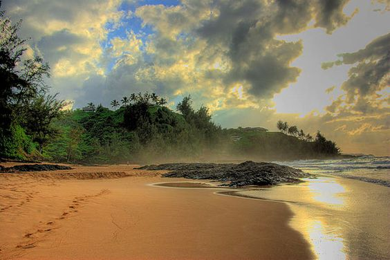 36 Hours in Kauai, Hawaii Helpful tip since we will divide our week between there and Oahu! Really excited about going back to Oahu and traveling to Kauai for some backpacking! 2 more years!