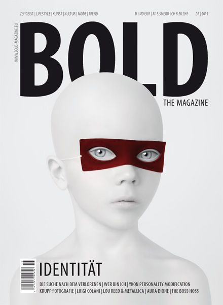BOLD THE MAGAZINE 05 2011  www.boldmag.eu