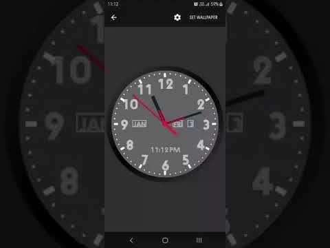Download Analog Clock Live Wallpaper For Pc Mac With Appkiwi Apk Downloader Analog Clock Live Wallpaper You Can Analog Clock Live Wallpapers Custom Clocks