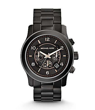 Michael Kors Mens Runway Chronograph Watch #Dillards
