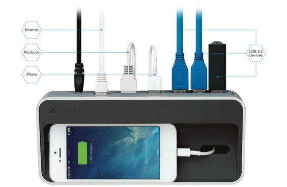 Kanex SimpleDock – Le meilleur dock pour les produits Apple