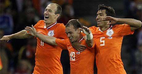 Holland -  Euro 2012