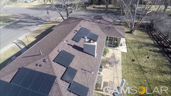 Solar Pv Installation In Englewood Co Katherine D Solar Pv Englewood Solar