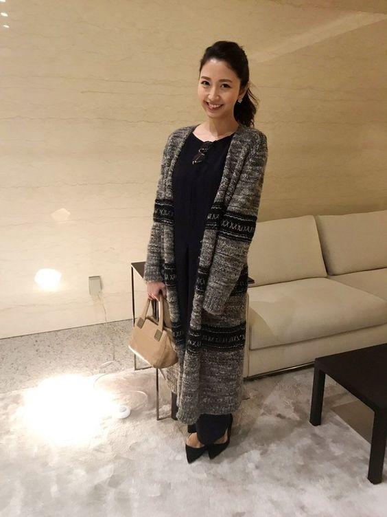 「フジテレビ×モデルプレス」女性アナウンサー連載企画での三田友梨佳アナの画像
