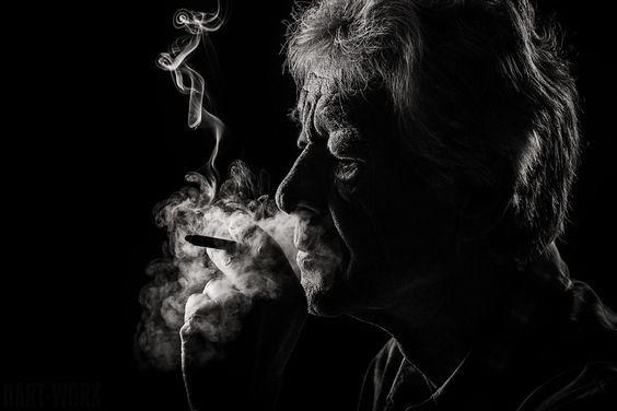 smoker III by Hartmut Nörenberg, via 500px