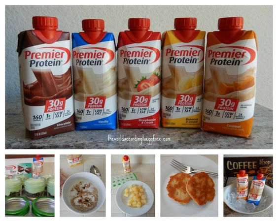 Protein Shakes Shake And Protein On Pinterest