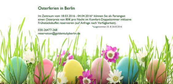 "Unser Angebot ""Osterferien in Berlin"" (@GTBHotelHamburg)   Twitter"