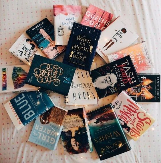 Bookstagram ideas