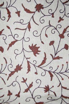 Best of Kashmir - crewel fabric | fabrics!! | Pinterest ...