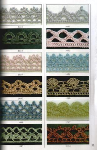 """""""Crochet a beautiful home"""" Lotsa patterns here..."""