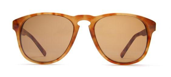 Warby Parker griffin blonde