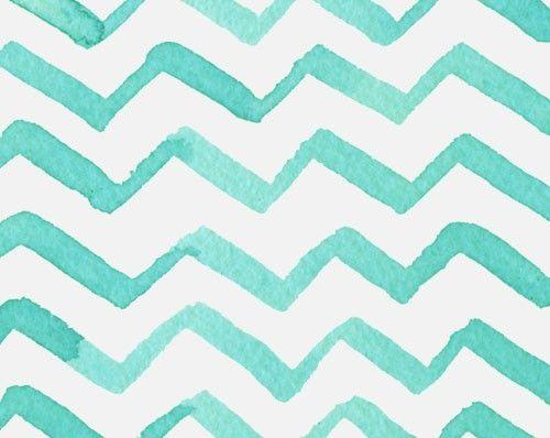 turquoise zigzag wallpapers pinterest - photo #20
