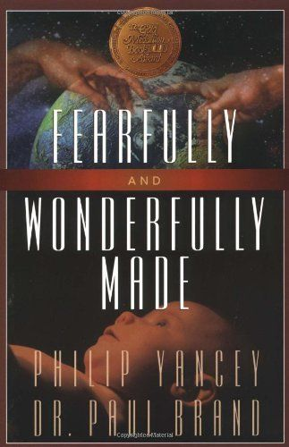 Fearfully and Wonderfully Made by Philip Yancey, http://www.amazon.com/dp/031035451X/ref=cm_sw_r_pi_dp_lGYOpb0NGY2VD
