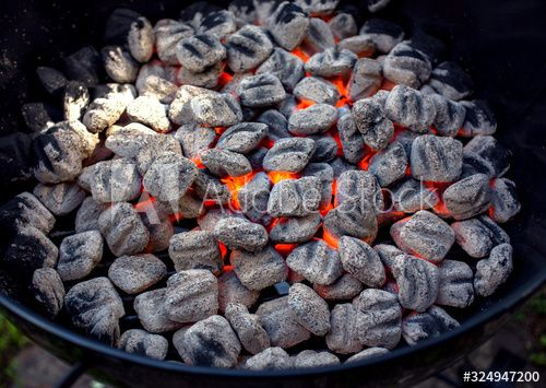 Close up view of glowing coals in barbecue , #Aff, #view, #Close, #glowing,  #barbecue, #coals #Ad in 2020 | Layout design, Barbecue, Graphic design