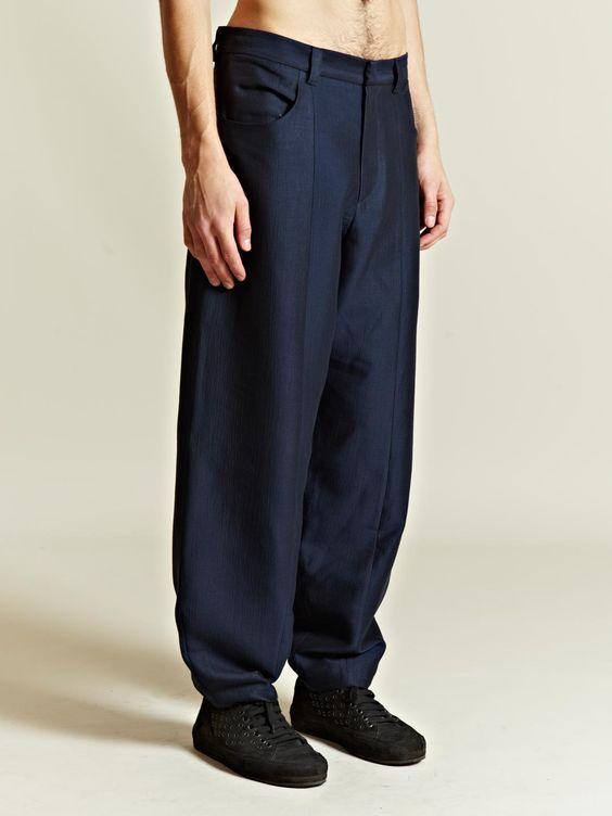 10A Men's Prince Trousers, $150 <3