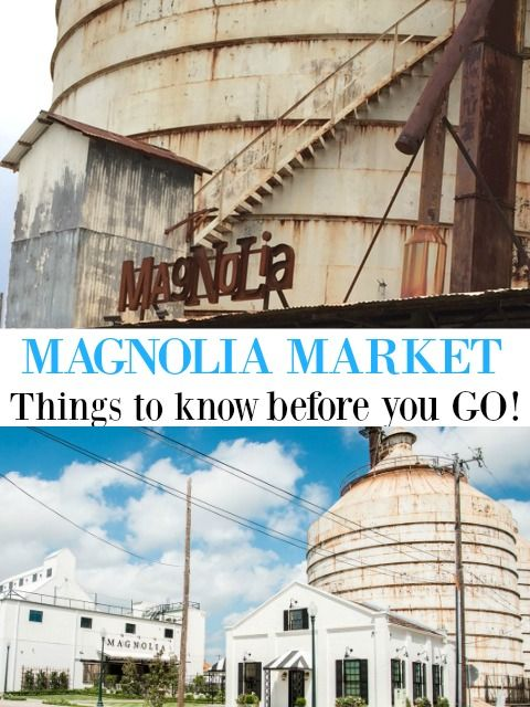 Planning a visit to Magnolia Market? Here are 22 Things to Know Before You Go! #magnolia #silos #fixerupper #waco #magnoliamarket #silosbakery #magnoliatable #hgtv #joannagaines #chipgaines #homedecor #shopping