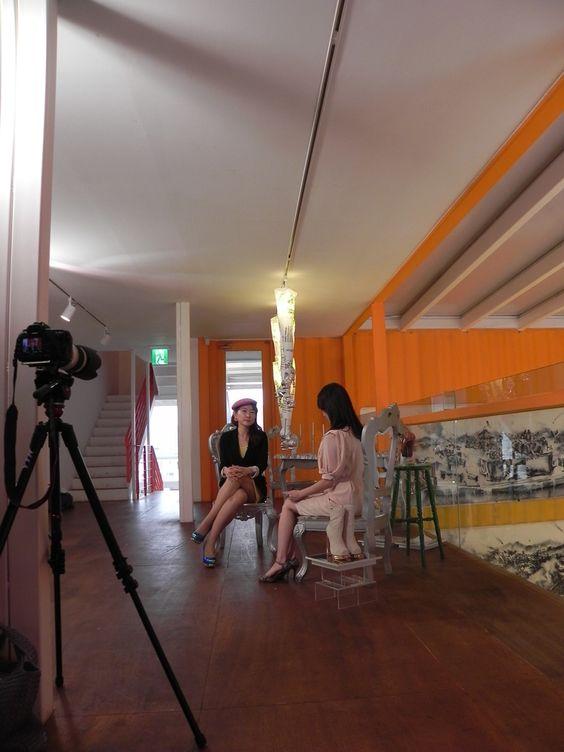 Global Korean Lee Kyum Bie interview - 2 #Kyumbie