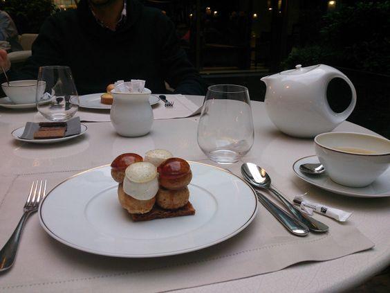 Le Mandarin oriental, Paris 1er - http://laptiterenard.com/tea-time-le-mandarin-oriental/