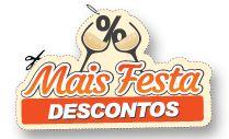 Revista Mais Festa Descontos - Cupom de Festa e Eventos em Santos-SP  Vai realizar um evento ou a festa dos seus sonhos? Então acesse o site da MAIS FESTA DESCONTOS para conseguir DESCONTOS INCRÍVEIS com as melhores empresas do mercado! Acesse agora: goo.gl/DQ2t4P