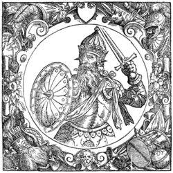 Про першого та єдиного короля Великого Литовського князівства, про його зятя та наступника Шварно Даниловича