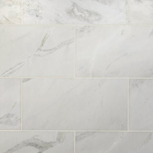 Sahara Carrara Polished Marble Tile In 2020 Polished Marble Tiles Cultured Marble Shower Walls Marble Tile
