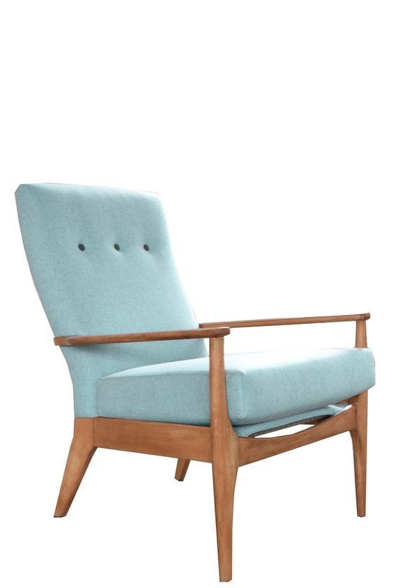 Parker Knoll Armchair | Flat ideas | Pinterest | Armchairs ...