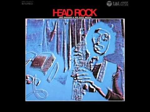 Jiro Inagaki Amp His Soul Media Head Rock Youtube Jazz Funk Rock Vinyl Collectors