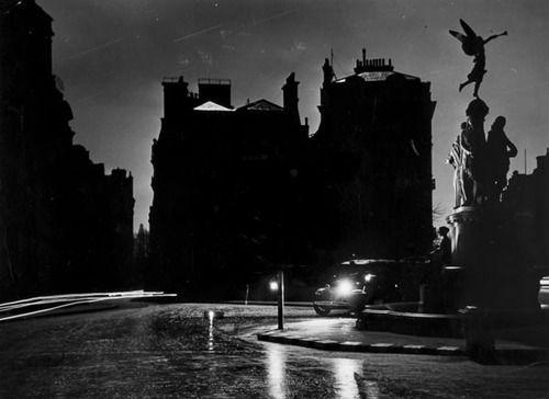 Blackout, London, 1940, Margaret Bourke-White