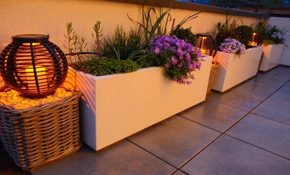 Jardinières IMAGE'IN
