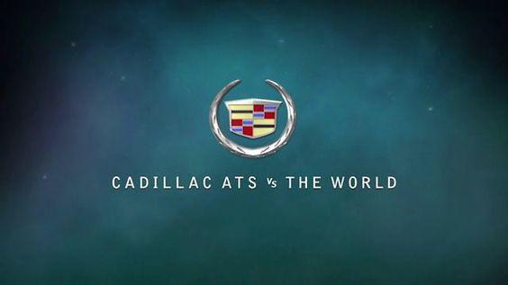 Cadillac ATS VS the World