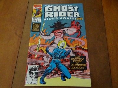 Ghost Rider Comic Book