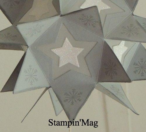 Le premier mag de scrapbooking dédié à la marque Stampin'Up! - Etoiles