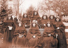 sisters  of loretto college denver colorado | Photo Provided Sisters of Loretto on the faculty of St. Mary's Academy ...