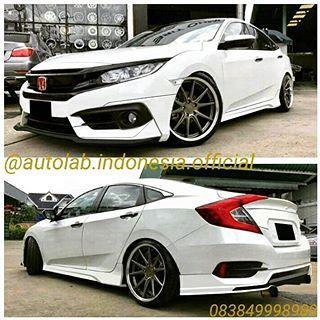 Image Result For Honda Civic Fc1 Bodykit Honda Civic Car Honda Civic Si Honda Civic