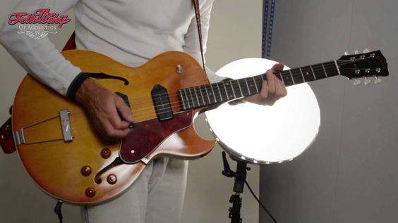 Gibson ES-125 TDC (1965) Maple at The Fellowship of Acoustics
