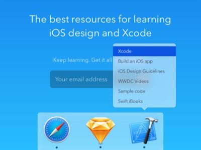 Design+Code Resources