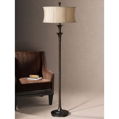 Uttermost Brazoria Floor Lamp like the shade