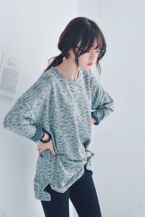 Simple style | comfy look | woman fashion:
