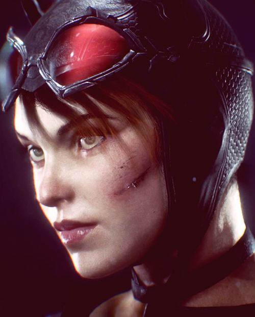 Arkham knight catwoman quotes
