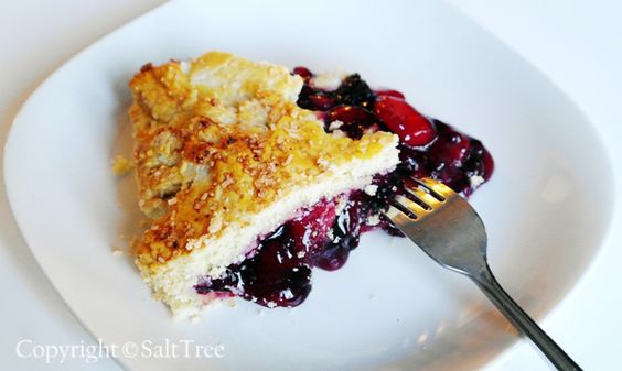 The Honest Lazy Pie- It can't get any easier than this, delish too :)