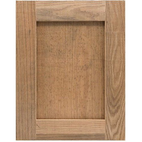 Cabinet Door Sample Clear Coat Vintage Oak Vintage 2 1 4 Shaker 12 Inch Width X 15 Inch Height Vin Sha2 Oak Door Clear Coat 12wx15h Oak Doors Cabinet Doors Drawer Fronts